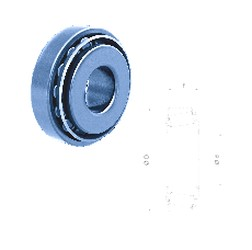 Fersa JLM506849/JLM506810 tapered roller bearings