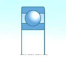 25,000 mm x 80,000 mm x 21,000 mm  NTN 6405ZZ deep groove ball bearings