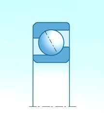 300,000 mm x 460,000 mm x 74,000 mm  NTN 7060 angular contact ball bearings
