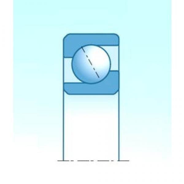 70,000 mm x 180,000 mm x 42,000 mm  NTN 7414B angular contact ball bearings #1 image